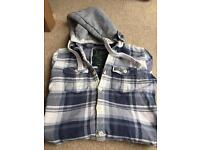 Superdry Button-up Hoody