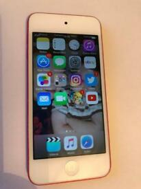 iPod 5th generation 32gb Red