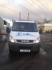 SPARES OR REPAIRS iveco daily 35s11 lwb