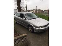 Jaguar x type V6 petrol breaking or sell the hole car