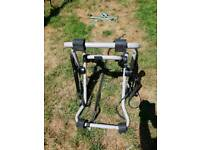 Cycle carrier bike rack