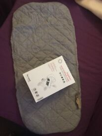 Bugaboo cameleon 123, frog, bee +, bee3 and 5 wool matress cover