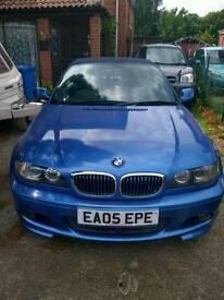 BMW 320 ci M Sport auto 05