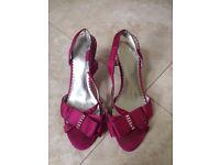 2 pairs heels
