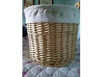 Washing basket x2