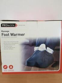 Foot Warmer & Massage