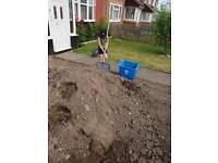 Top soil available