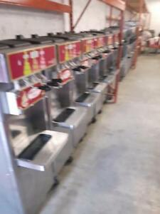 ICE CREAM AND YOGURT MACHINES**FOR SALE**