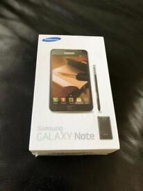 Samsung Galaxy note 1 Mobile Phone, Unlocked, Boxed