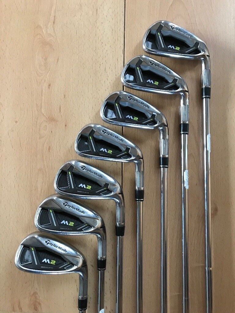Taylormade M2 irons 4-PW