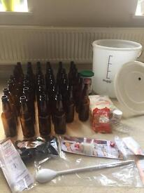 Coopers brand new home brew beer kit
