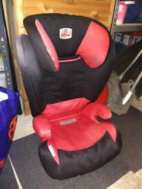 Britax KidFix high back car booster seat with ISOFIX