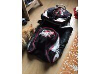 Wheeled Sports Bag