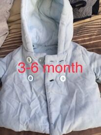 Baby's junior j jacket