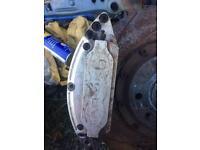 Tarox 6 pot brak calipers
