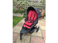 Phil & Teds Double Explorer Buggy - Used