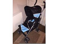 Child Kids Baby Pushchair Buggy Stroller