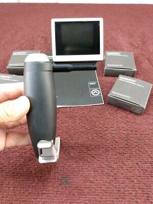 Aircraft Medical Mcgrath Series 5 Video Laryngoscope W14 Disposable Blades A1-4