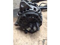 Nissan Qashqai J11 Alternator. 1.5 Diesel 23100 4EA0A SPARES OR REPAIR