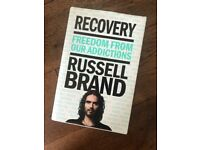 Book 'Recovery' by Russell Brand