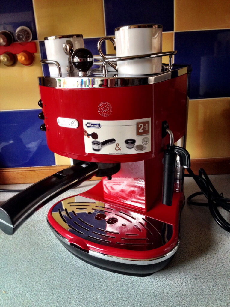 gaixample.org Coffee Machines Coffee, Tea & Espresso DeLonghi ...