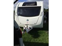 Swift Sprite major 4 2013 caravan