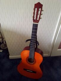 Stagg C542 Classical Guitar Hand Made - Left handed