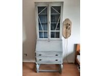 Bureau /Bookcase/ Writing Desk/ French Secretaire/ Display Cabinet