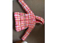Girls Next coat age 7-8 years