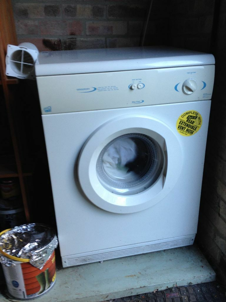 Tumble Dryer White Knight Sensordry in Stowmarket  : 86 from www.gumtree.com size 768 x 1024 jpeg 85kB