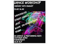 Community Dance Workshop