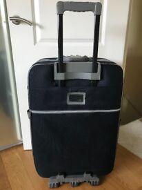 Mas Man large suitcase