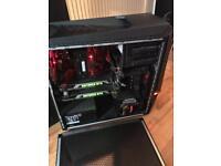 GAMING PC I7 6700K 32gb RAM 2xGTX 970SLI 8gb