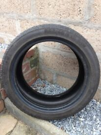***CONTINENTAL RUN FLAT TYRE 225/45/R17***REDUCED PRICE**