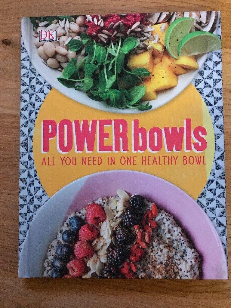 Cook Book - Power Bowls
