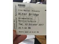 Alter bridge with Parallax Orchestra