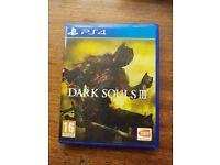 PS4 Dark Souls Mint Condition