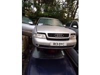 1999 AUDI A4 1.9 TDI (NON-PD) BREAKING FOR PARTS