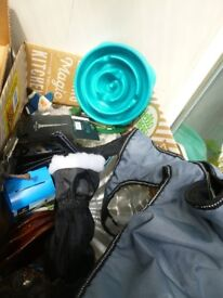 Job lot of car boot items antique, vintage, household, lots of variety Huge lot see all photos