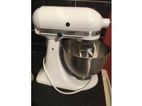 Kitchen aid classic mixer 4.3ltr