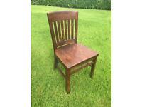 14 sturdy Chairs