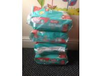Pampers dry nappy potty training size 5 panties 4 packs