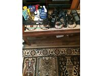 Job lot of fish gear for sale - Heaters - Filters - Medication - Timers
