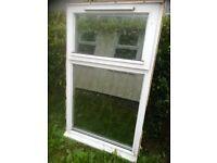 12 windows with Double glazed glass