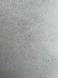 Grey porcelain tiles ONLY £10 SQM 600x600 9mm