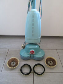 Hoover model 5460 carpet cleaner and floor polisher