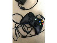 Xbox 360 with 17 games, like new condition.