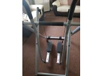 AIR WALKER RUNNER CROSS TRAINER EXERCISE FITNESS MACHINE GOOD CONDITION COLLECTION WOLLATON