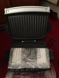 George Foreman grill unwanted gift like new