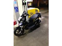 Gilera runner new shape 250 carb model